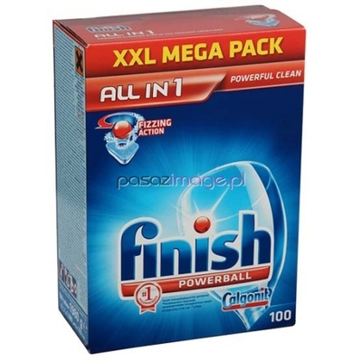 FINISH ALL IN ONE TABS  100x